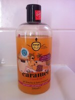 Gel douche Caramel - Energie Fruit