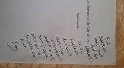 Ness E. H nous parle de ses romans