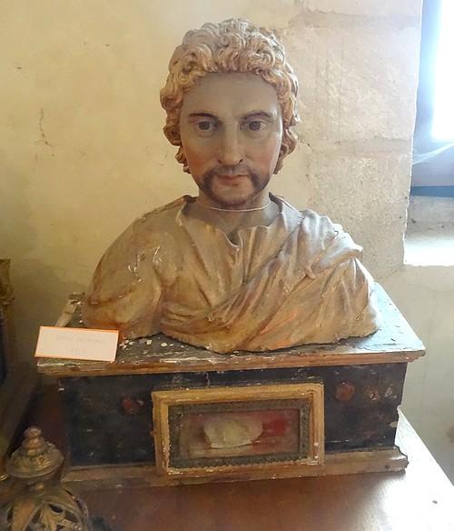 Une exposition d'art sacré à Saint-Vorles pour les journées du Patrimoine 2016