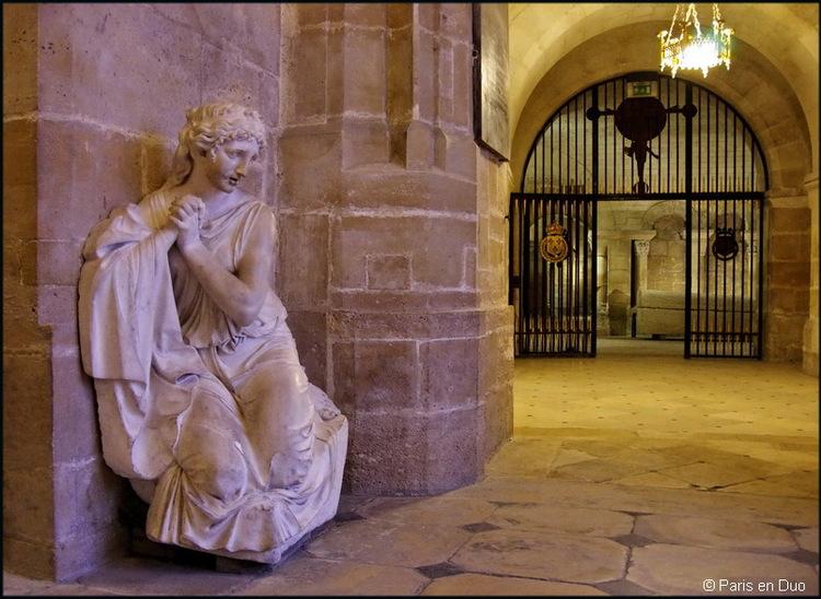 La nécropole des Rois de France - Basilique de Saint-Denis