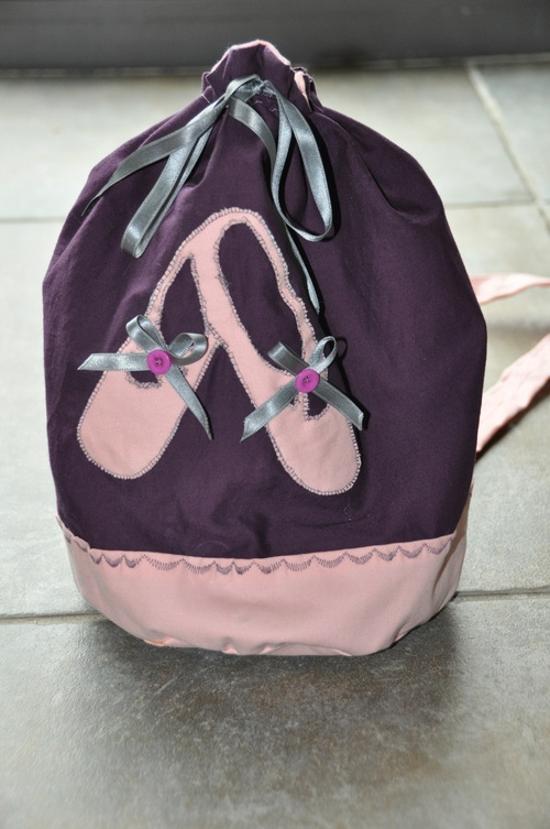 Le sac ballerines