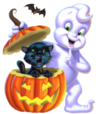 Personnages d'Halloween Série 6