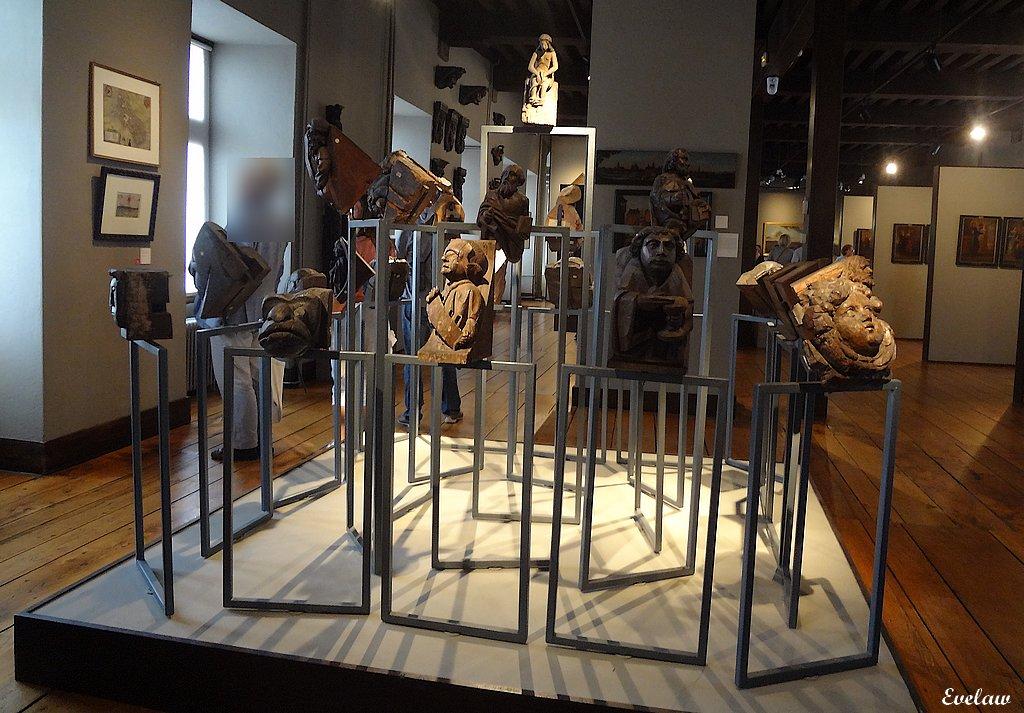L'HOSPICE COMTESSE à LILLE  2 - Le Musée