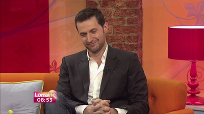 Traduction de l'interview de Richard dans l'ITV show de Lorraine