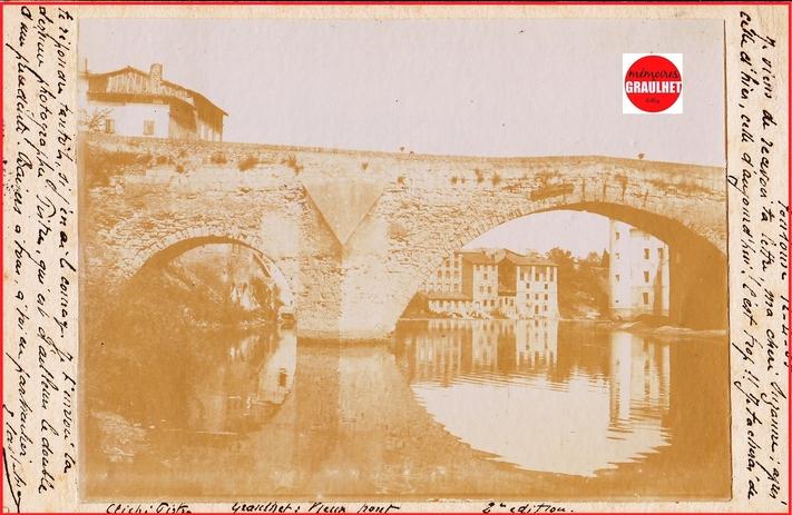 - Le Pont Vieux