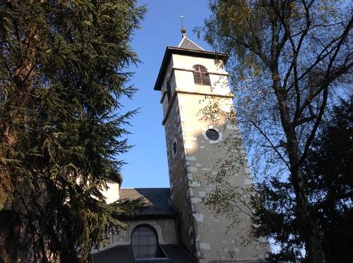 Laville de cogin- L'église