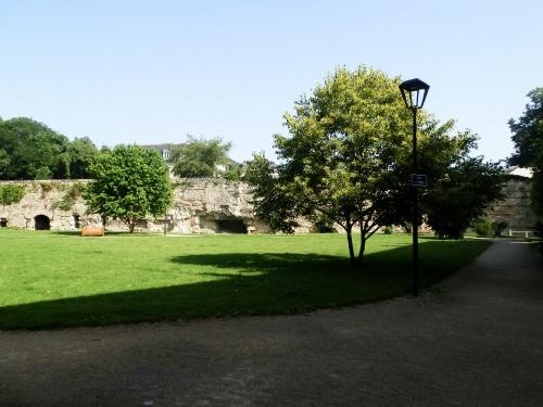 Tours Est : Enceinte romaine (37)