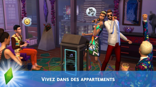 Pack d'extension : Vie citadine