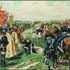 Le général Koutouzov avant la bataille 1812 sur Napoléon