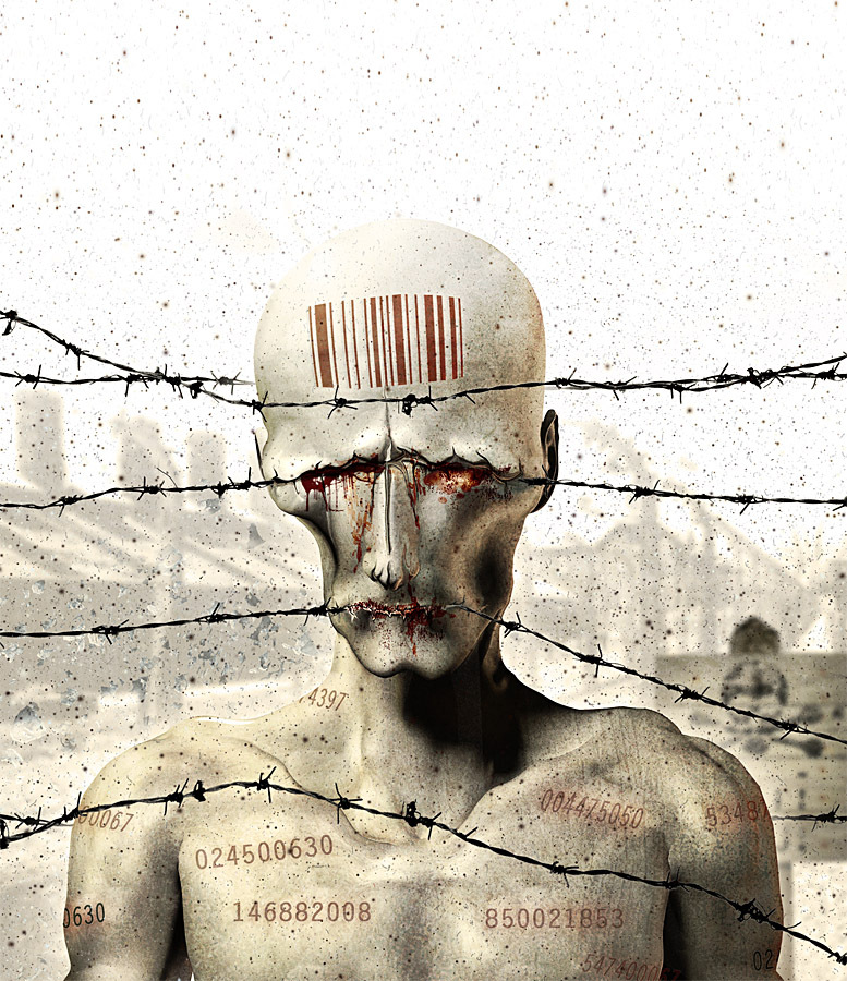 CONCENTRATION CAMP by aspius
