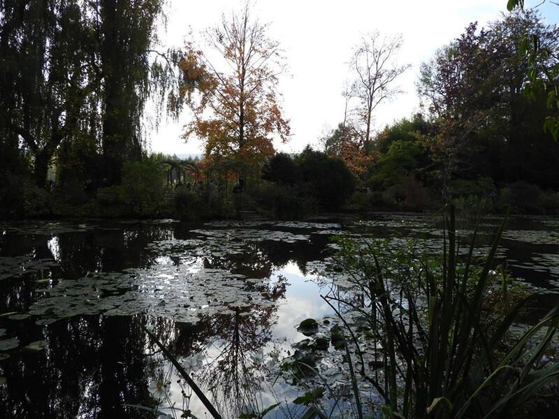 Sur les traces de Claude Monet (seconde partie)