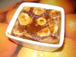 Gratin banane Nutella