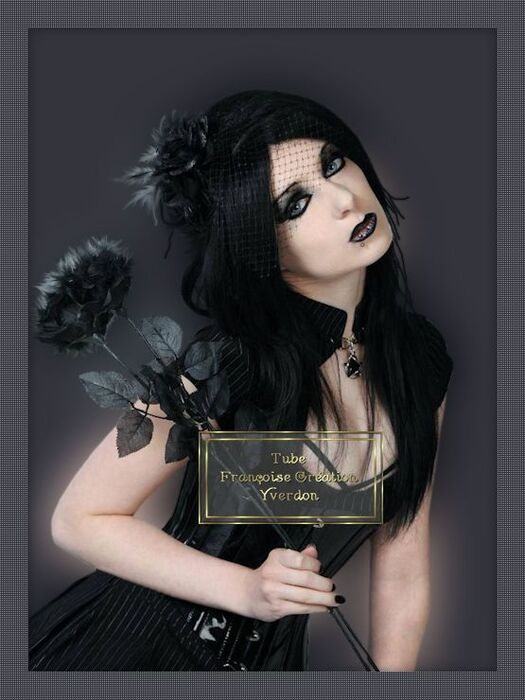 Femmes gothiques (01 à 10)
