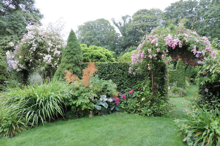 Jardin anglais plan savejpg jardin anglais plan visiter for Creer un jardin anglais