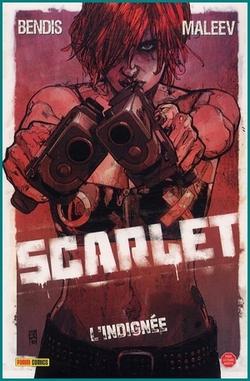 Critique de... Scarlet tome 1 - L'indignée