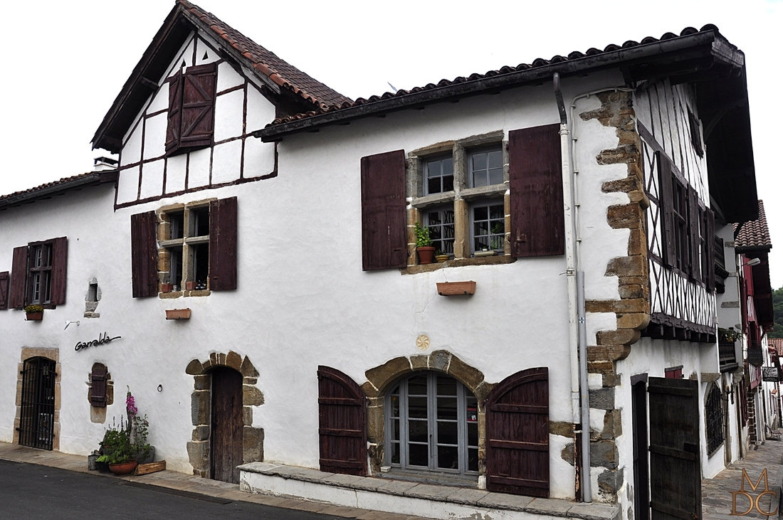 La Bastide-Clairence (64) Pyrénées Atlantiques