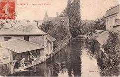 LES REMPARTS DE BERNAY (Eure)