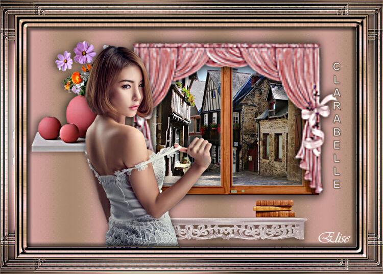 Clarabelle   de Evalynda psp