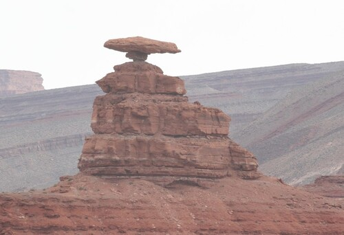 7 septembre: Mexican Hat