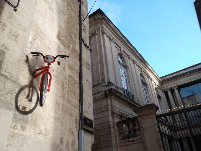 Du street art...
