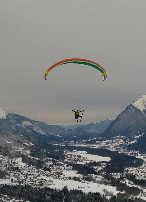 Vols et ski