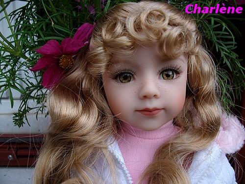 Je m'appelle Charlène !