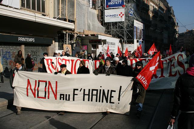 Civitas, parti en croisade contre la finance, les immigrés et les francs-maçons