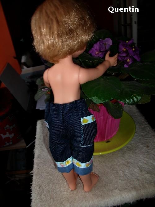 """Quand un"".......... joli petit garçon arrive..."