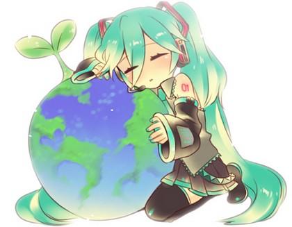 Journée de la Terre ☮ 22.04.2013