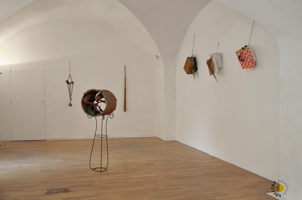Claude Viallat  Patrick Saytour Toni Grand Grand-Supprt-Surfaces Galerie Pointtopoint