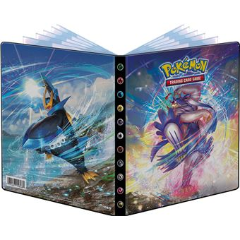 Cahier Range-Cartes Pokémon EB05 Epée et Bouclier 05 Styles de Combat 80 cartes