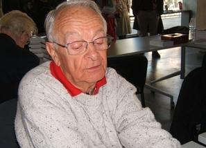 Mars 1995 : L'adieu de Gérard Sabbat à Hubert