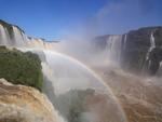 Les chutes d'Iguazssçu
