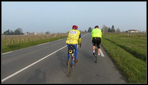 Brevet cyclotouriste 150km