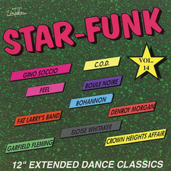 V.A. - Star Funk Vol.14 - Complete CD