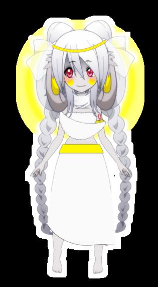 """[Kisekae - Crystal] Divine Goddess (Kamikyoku """"Go(od) Song"""")"""