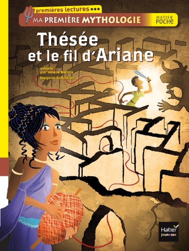 Thésée et le fil d'Ariane – Arrête ton char