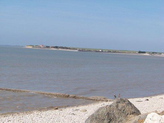 Plage de Pampin La Rochelle