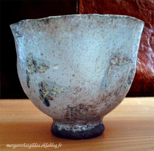 Bol raku (artisanat français)