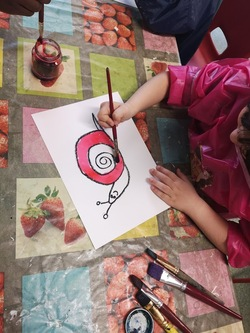 S3: les escargots avec une spirale !