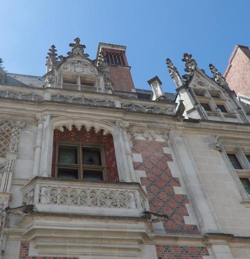Le château royal de Blois ( 1 )