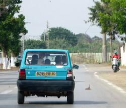 En route pour Tipasa