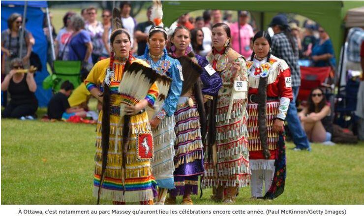 Prière à l'occasion de la Journée nationale des peuples autochtones - CECC