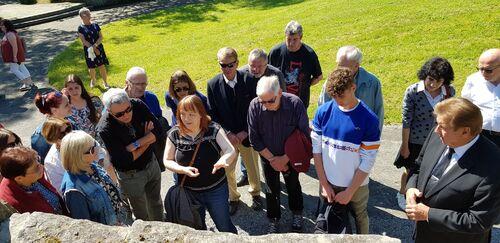 Samedi 1er juin  - Commémoration à Stolzenbach