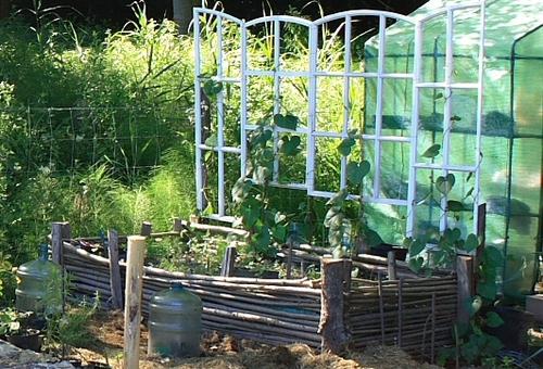 Les jardins surelevés