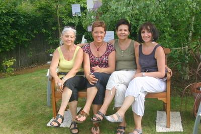 Blog de dyane :Traces de Vie, Coeurs de femmes...au coeur d'un jardin