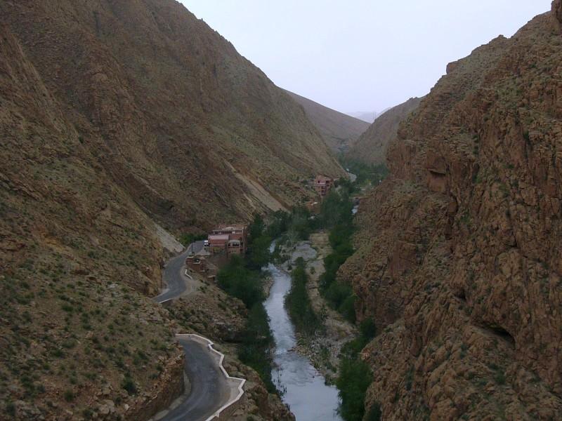 Gorges du Dadés - de Boumalne a Msemrir (1)