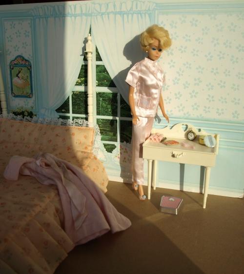 Barbie vintage : Slumber Party - Sleepy Time Gal