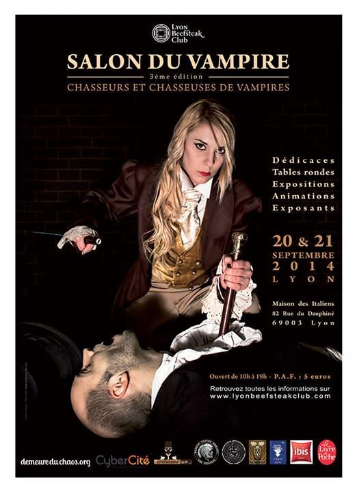 Salon du vampire Lyon 2014