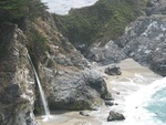 De Pismo beach à Monterey (12 Août)